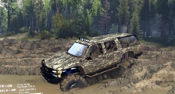 Архив материалов - Скачать моды для Spin Tires и Euro Truck Simulator 2